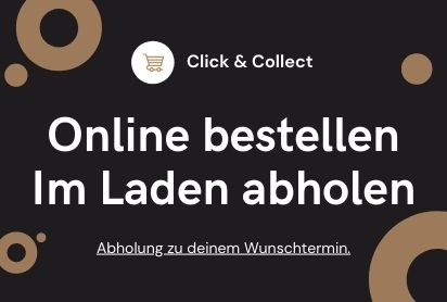 Click & Collect - Online bestellen, im Laden zum Wunschtermin abholen