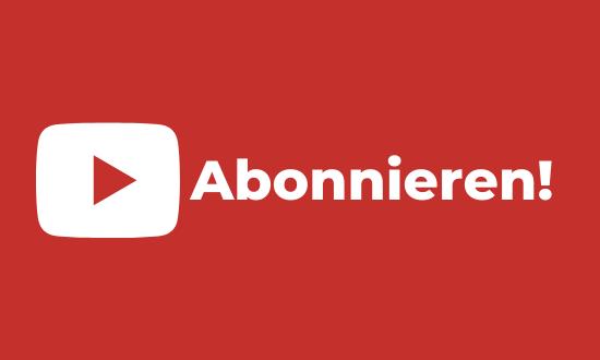 Aboniere unseren YouTube-Kanal!