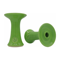 HookahJohn x ZOMO LIMITED Edition Alien Flashback Bowl Alien Green